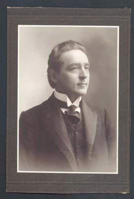 Photograph from Frank Laver's photograph album, William Laver
