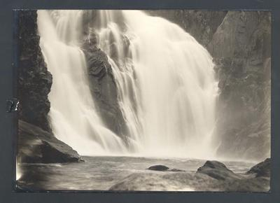 Photograph from Frank Laver's photograph album, undated