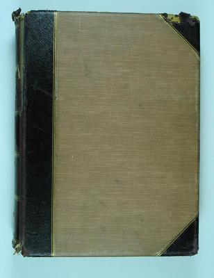 Frank Laver's photograph album, 1905 Australian Cricket Tour