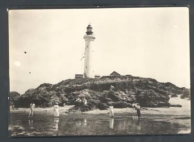 Photograph from Frank Laver's photograph album, friends and family - undated