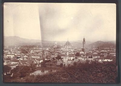 Photograph from Frank Laver's photograph album, 1899 Australian Cricket Tour
