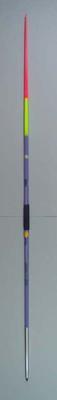 """Aluminium """"Nemeth"""" training javelin, c.1999"""