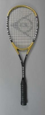 Dunlop Squash Racquet - commemorate Sarah Fitz-Gerald 2002 Commonwealth Gold Medal
