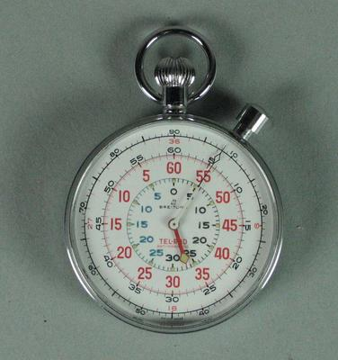 Stopwatch, won by Shirley Strickland in 1938