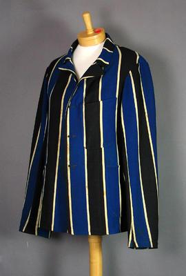 Blazer worn by Australian cricketer John McCarthy Blackham; Clothing or accessories; M3851