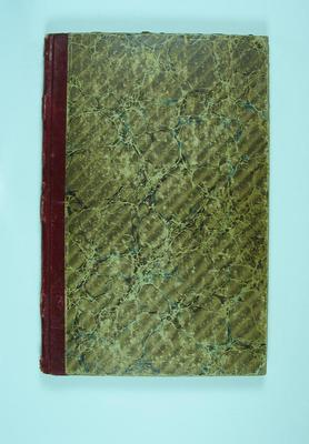 Diary, written by Frank Laver 1895-98