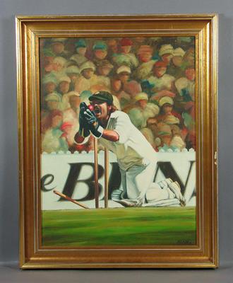 Painting, Rod Marsh c1977