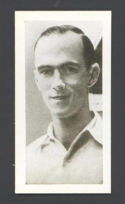 1956 Kane Products Ltd Cricketers  Ian Craig trade card