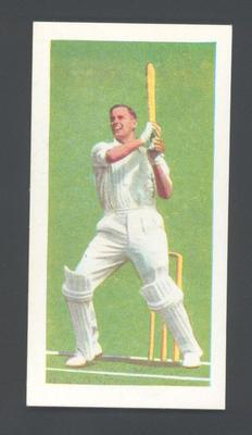 1956 Kane Products Ltd Cricketers  Peter May trade card