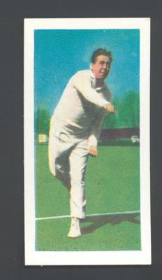 1956 Kane Products Ltd Cricketers  Trevor Bailey trade card