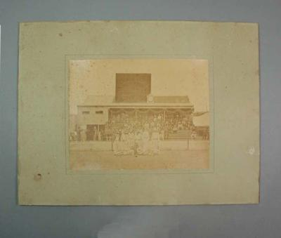 Photograph of Australian XI, 1878; Photography; Artwork; M11523