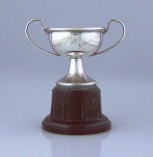 UWHC Cup 1947, won by Shirley Strickland