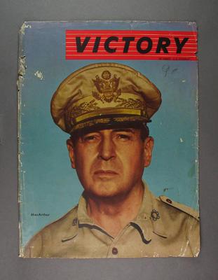 "Magazine, ""Victory"" vol2 no6 1945"