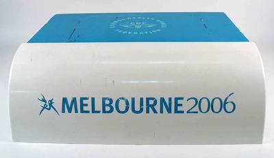 Medalist Dais x 3 - 2006 Melbourne Commonwealth Games
