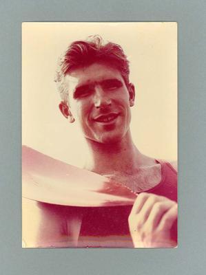 Postcard - Vyacheslav Ivanov, Multiple Champion Soviet Union Single Sculls