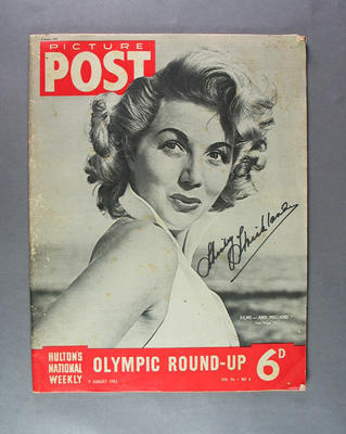 "Magazine, ""Picture Post"" vol 56 no 6 9 August 1952"