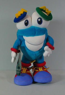 Mascot -  'Izzy' the 1996 Atlanta Olympic Games mascot