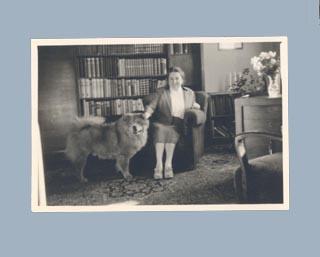 Photograph of Liese-Charlotte Stolze, Berlin - 1953