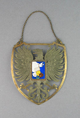 Badge, International Friendly Sports Meeting of Youth 1955