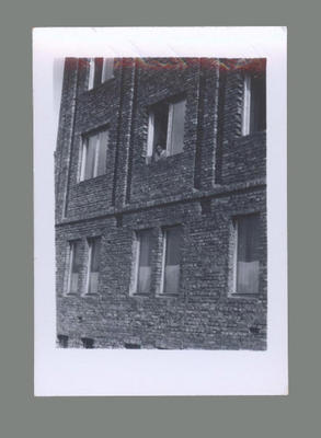 Photograph of Madalinskiego Hostel, Warsaw 1955
