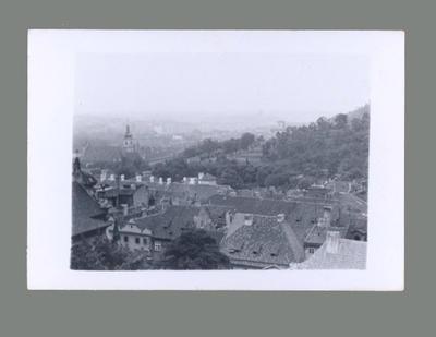 Photograph of Prague, c1955