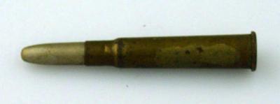 Bullet, rifle equipment