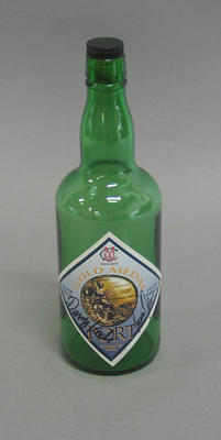 MCC Hockey Section commemorative port bottle, 1996 Olympic Games Gold Medallists - Danni Roche & Louise Dobson