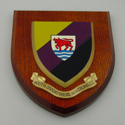 Shield, South Oxfordshire Amateurs Cricket Club; Trophies and awards; Trophies and awards; M12259.1