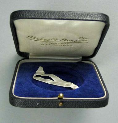 Medal presentation box, c1939