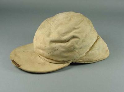 Lacrosse cap c. 1920s