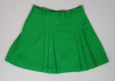 Lacrosse skirt, used at 1986 World Cup Tournament