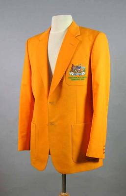 Blazer, 1986 Australian Commonwealth Games team uniform