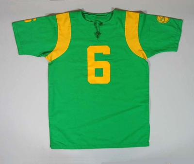Australian lacrosse team t-shirt, worn by Doug Fox during 1974 World Series