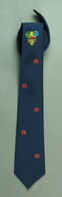 Tie, Reliance Cup 1987; Clothing or accessories; M10168