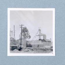 Photograph of large machinery, c1947-60
