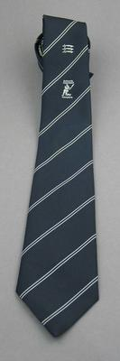 """Tie, """"Britannic Assurance Champions"""" - Essex County Cricket Club; Clothing or accessories; M10153"""