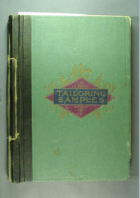 Scrapbook, contains newspaper clippings related to cricket c1934; Documents and books; Documents and books; M12734