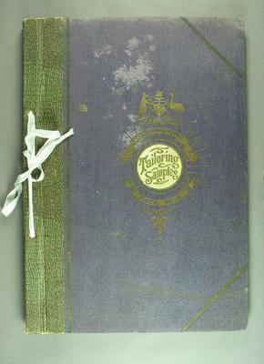 Scrapbook, contains newspaper clippings related to cricket c1936; Documents and books; M12735.1