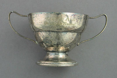Trophy, presented to Shirley Strickland by EGAAA in 1962