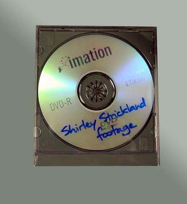 DVD of Shirley Strickland olympic and coaching career