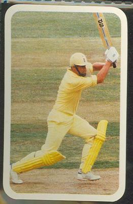 1979/80 Ardmona Collector Cards Series II International Cricket Ross Edwards trade card