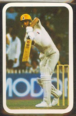 1979/80 Ardmona Collector Cards Series II International Cricket Ian Redpath trade card