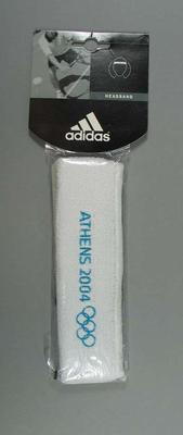 Headband  -  Athens 2004  - Olympic Torch Relay