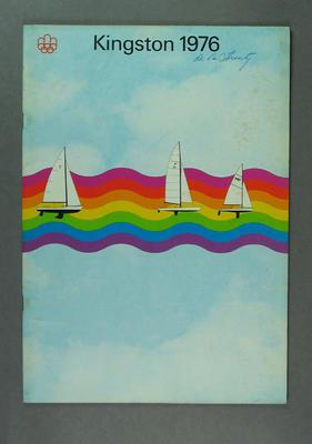 Book, Kingston 1976