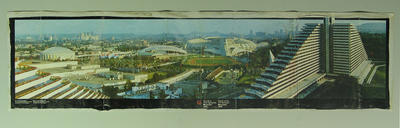 Poster, 1976 Montreal Olympic Park