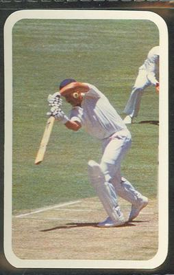 1979/80 Ardmona Collector Cards Series II International Cricket Graham Gooch trade card; Documents and books; M12798.31