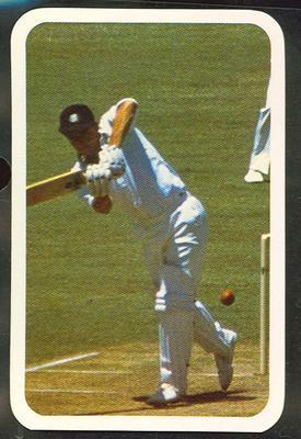 1979/80 Ardmona Collector Cards Series II International Cricket Derek Randall trade card