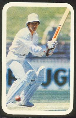 1979/80 Ardmona Collector Cards Series II International Cricket Bob Taylor trade card; Documents and books; M12798.38