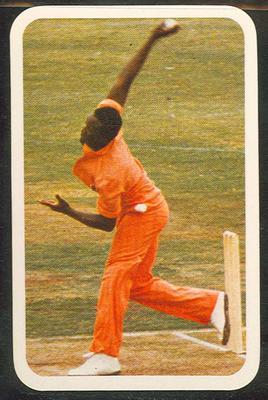 1979/80 Ardmona Collector Cards Series II International Cricket Wayne Daniel trade card; Documents and books; M12798.44