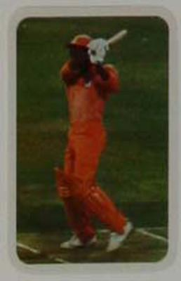 1979/80 Ardmona Collector Cards Series II International Cricket Viv Richards trade card; Documents and books; M12798.54